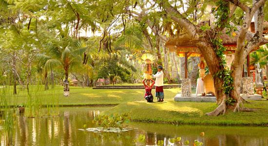 temple bale garden Лучшие отели для отдыха с детьми