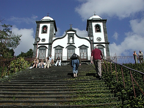 Monte church, Funchal