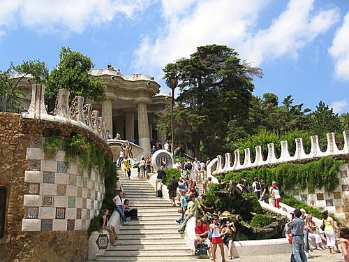 Park Guell - Gaudí