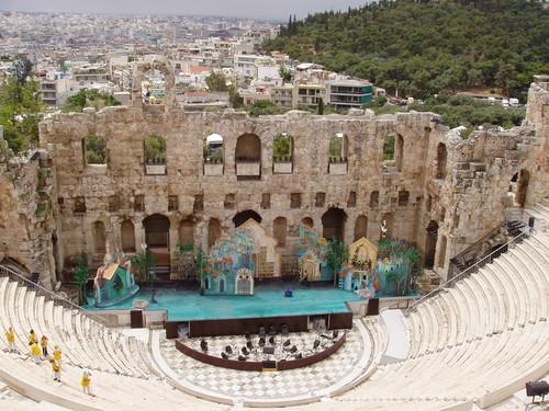 Anfiteatro (Acropolis)