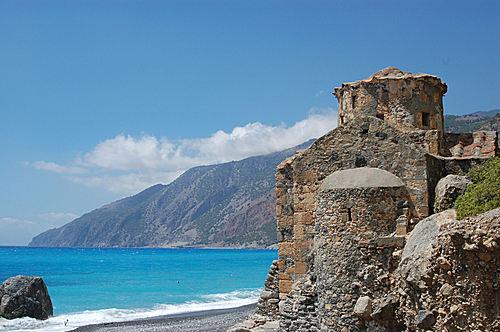 Крит: Визит к Минотавру