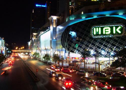 Шопинг в Бангкоке