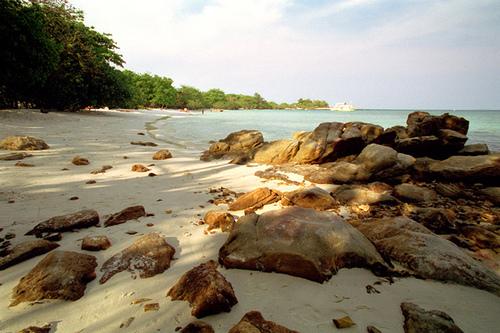Пляжи острова Чанг