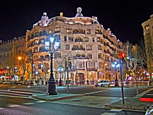 Испания: Барселона от Колумба до Гауди