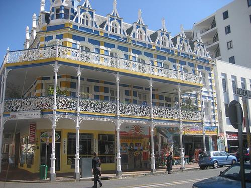 Лучший шопинг в Кейптауне на Long Street