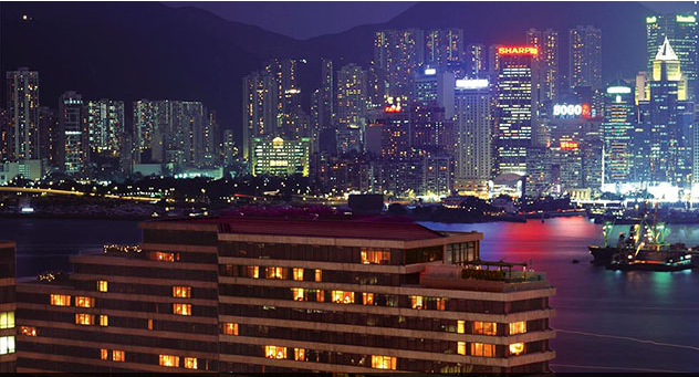 Интерконтиненталь Гонконг