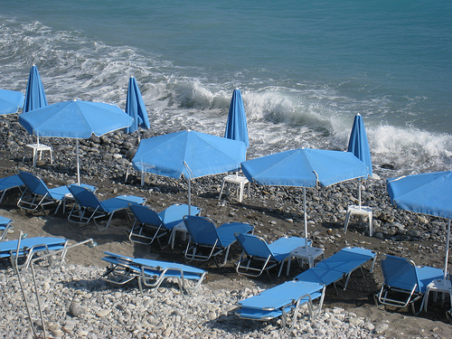 Лучшие пляжи-заповедники Греции