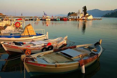 Греция: Корфу— остров императоров
