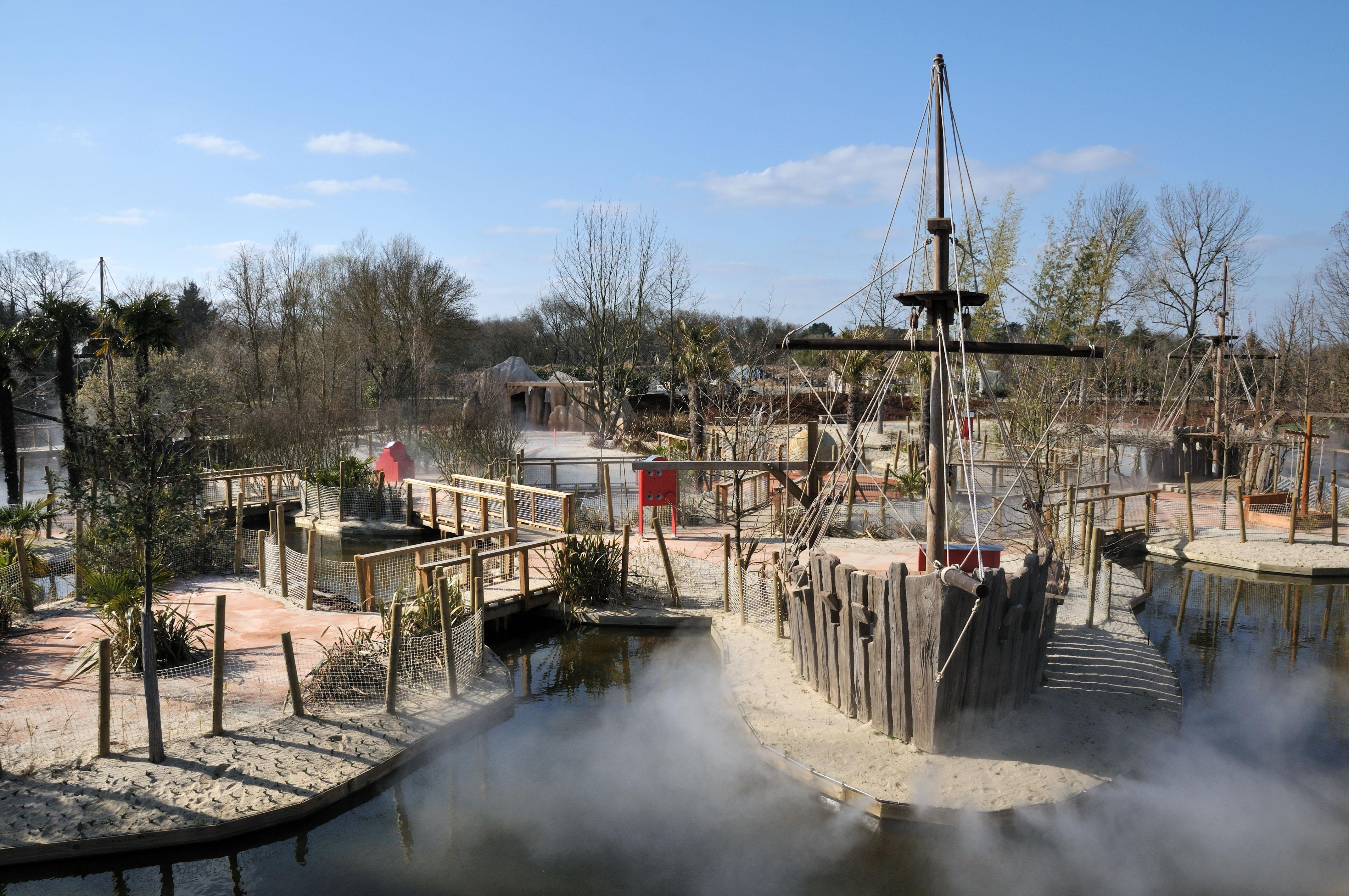 De caps et d epices 4 Terra Botanica Лучшие места отдыха для детей во Франции