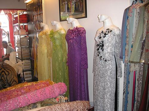 Платья из вьетнама купить
