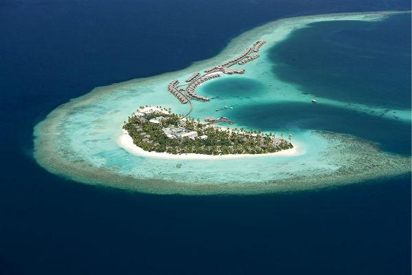 Constance Halaveli Resort на Мальдивах