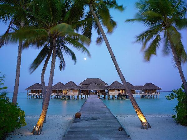 Gili Lankanfushi (ex.SonevaResort & SPA) на Мальдивах