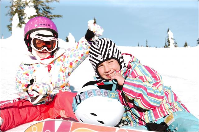 лучшие горнолыжные курорты для детей
