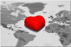 путешествие на день Святого Валентина