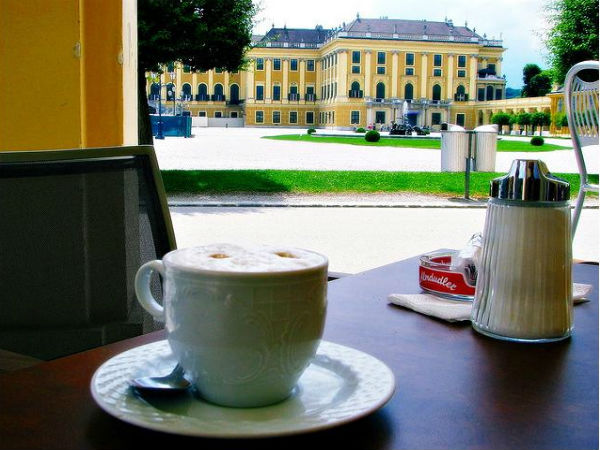 Венские кофейни