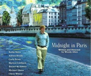 Полночь в Париже