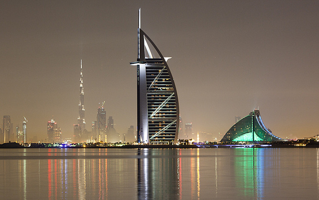 Лучшие отели Дубаи