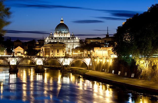 Летние фестивали Рима