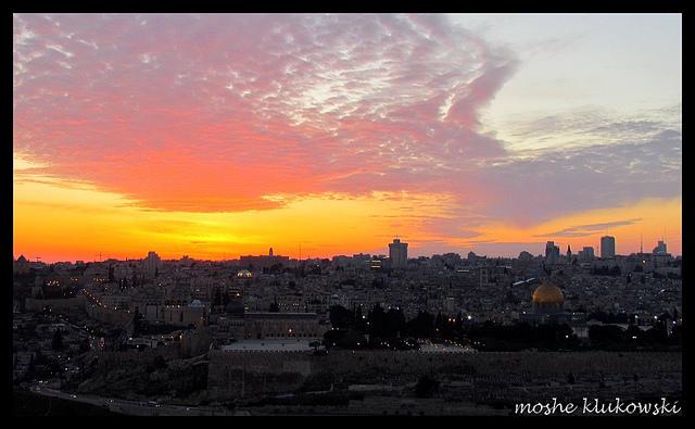 Фестиваль света в Израиле