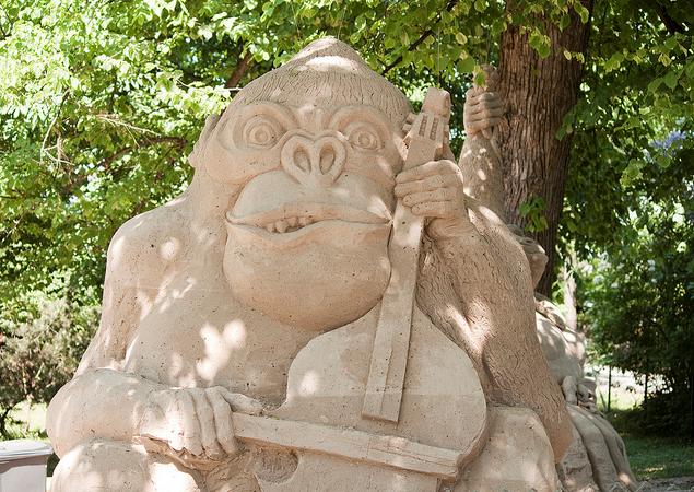 зоопарк Корекеасаари