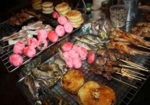 кафе и рестораны Бангкока