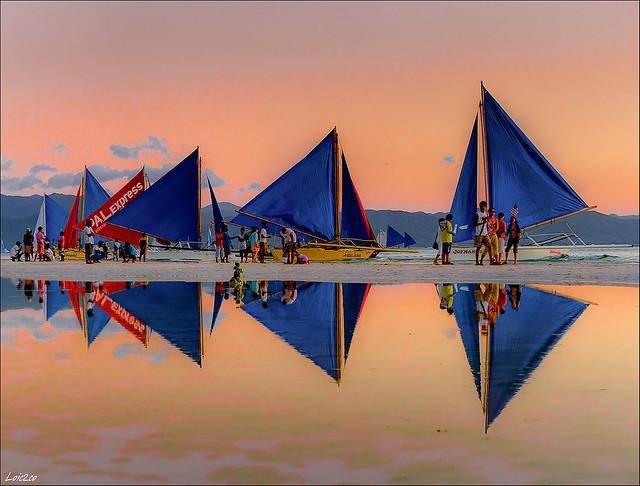 Лучшие острова-курорты Филиппин