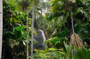 водопады майской долины