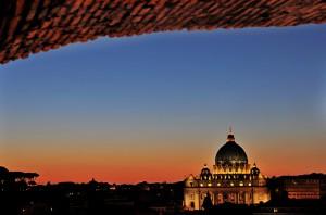 Из Екатеринбурга в Рим