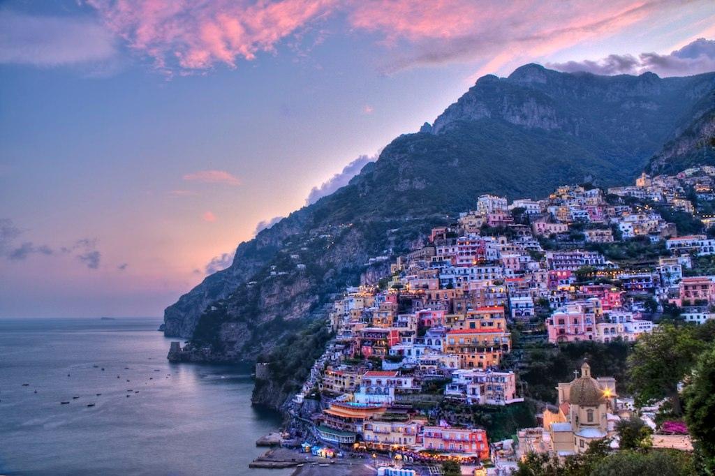 Capri Лучшие романтические острова