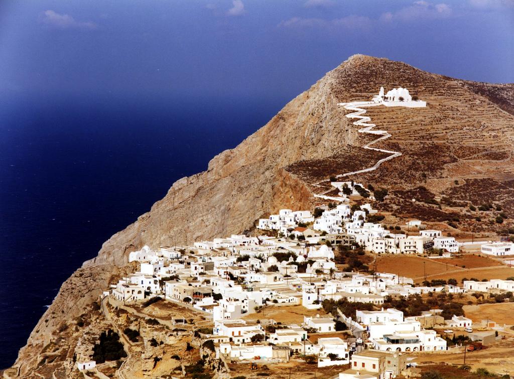 Folegandros Лучшие романтические острова
