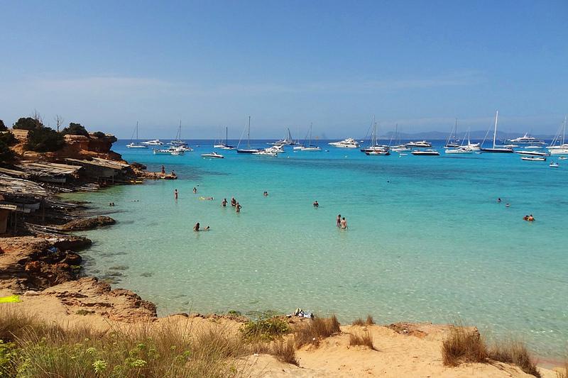 Formentera Лучшие романтические острова