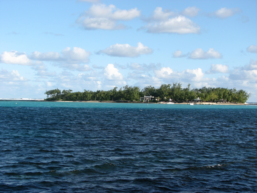 Ile des Deux Cocos Лучшие романтические острова