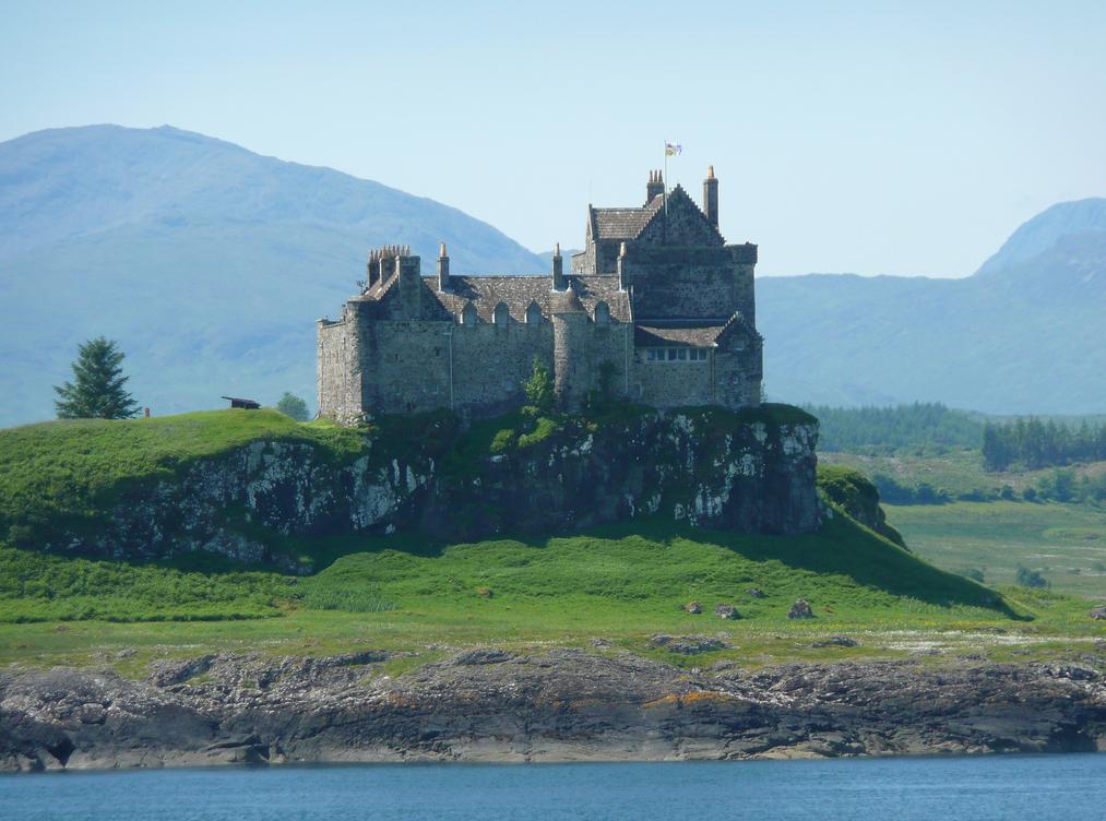 Isle of Mull Лучшие романтические острова