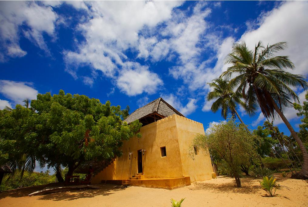 Lamu Island Лучшие романтические острова