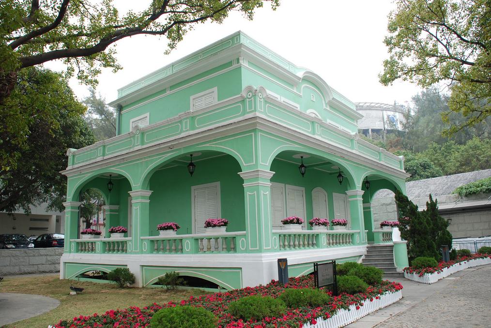 Taipa house