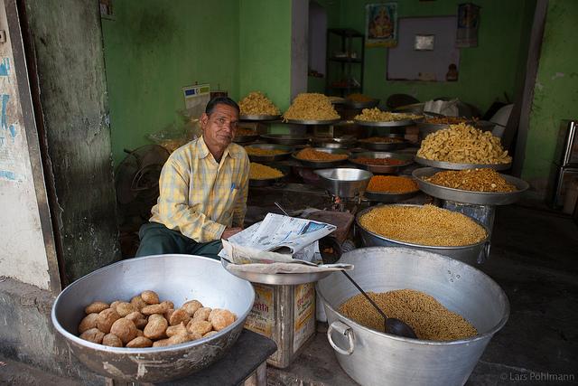 гле поесть в Джайпуре