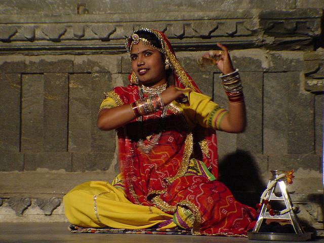 Маршрут путешествия по Индии: Раджастан