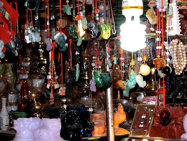 шопинг в Макао