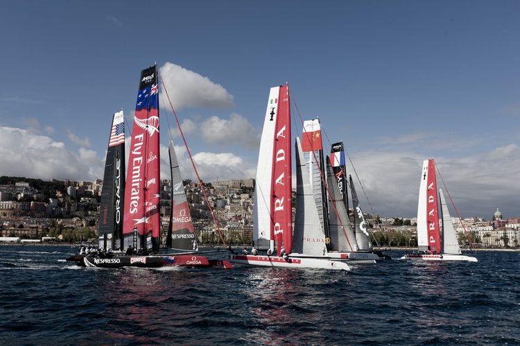 America's Cup World Series Naples