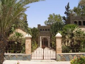 Jardin Olhao