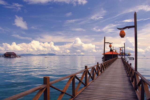 Лучшие острова-курорты Малайзии