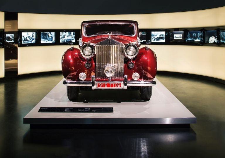 Rolls-Royce-exhibition-Munich
