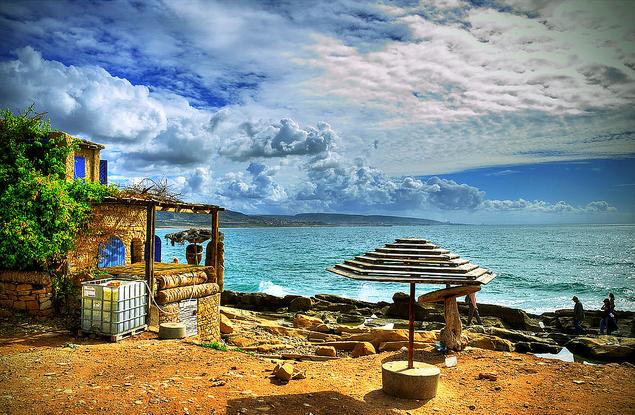 пляжи Агадира