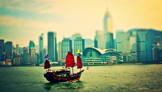 Путводитель по Гонконгу