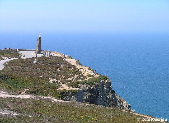 Cabo da Roca view