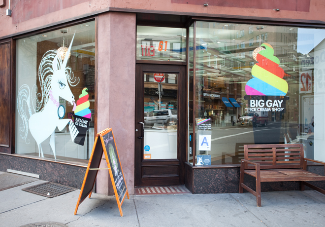 Big Gay Ice Cream Shop
