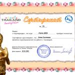 Диплом_Таиланд лето 2009