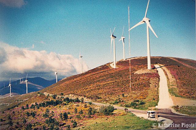 Португалия: Маржинальная поездка навстречу ветру