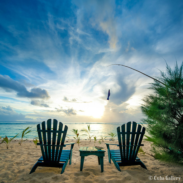 Легендарные пляжи мира