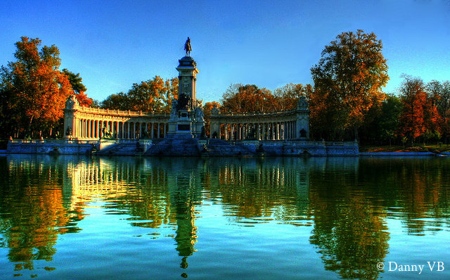 Мадрид в сентябре